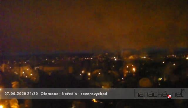 Webkamera - Olomouc Neředín