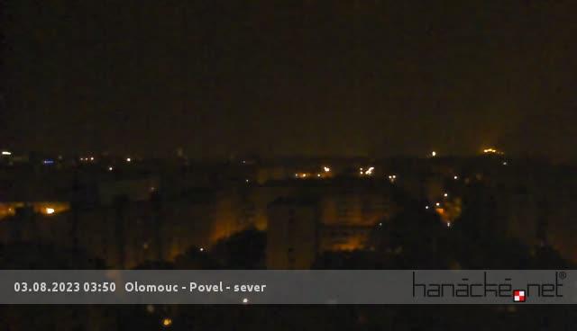 Webkamera - Olomouc Povel