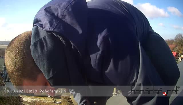 Webkamera - Pohořany